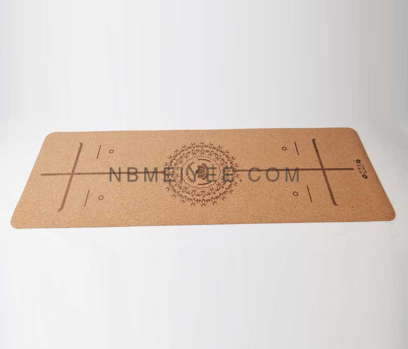 Cork Plain Yoga Mat